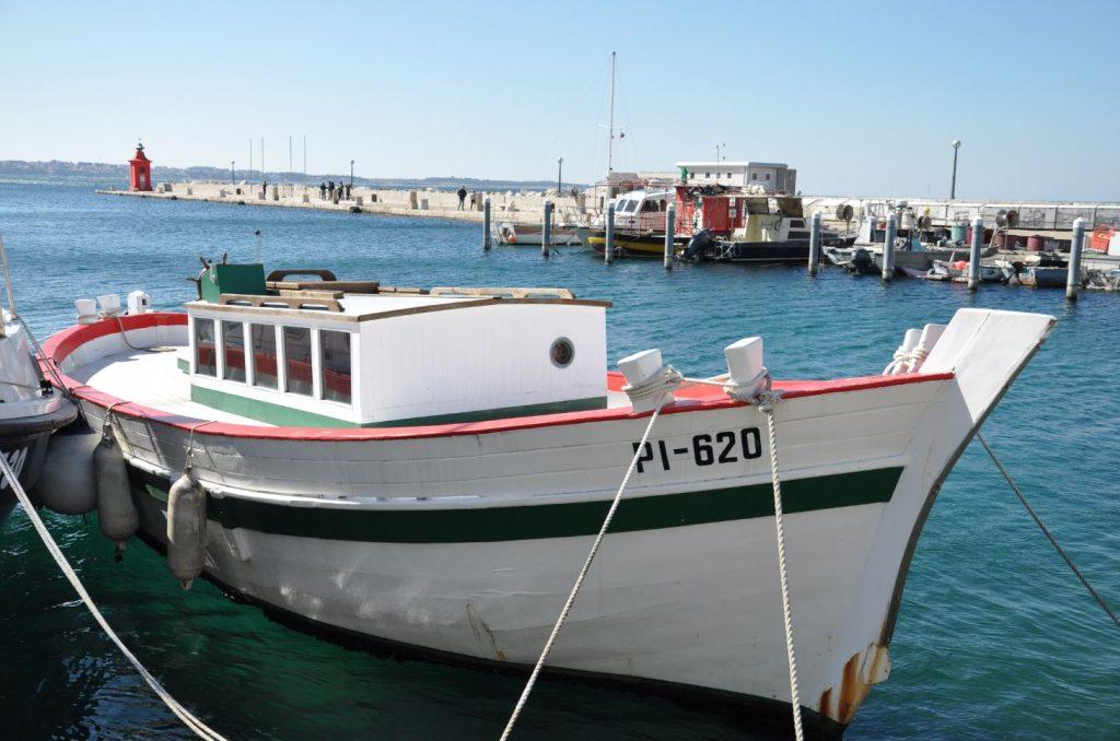 Motorna barka, PI-620