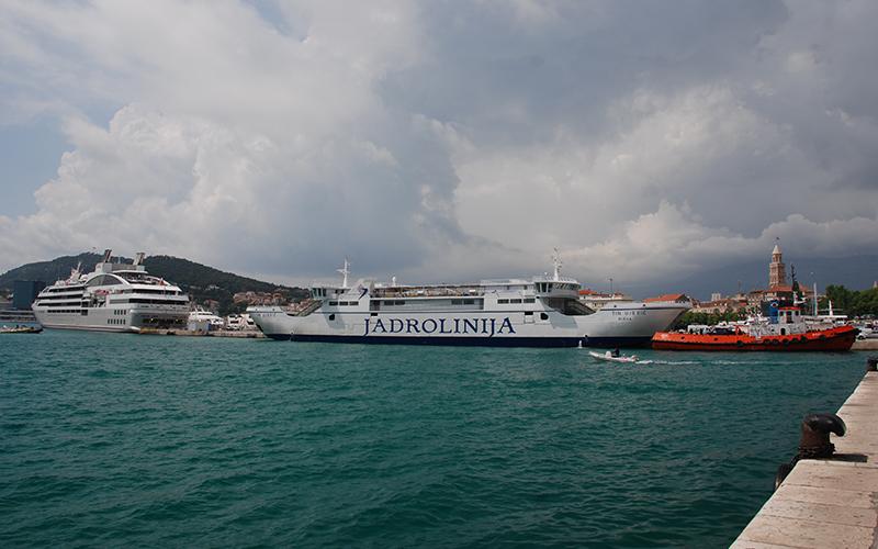 Trajekti na Hrvaškem – dodatni 20 % popust