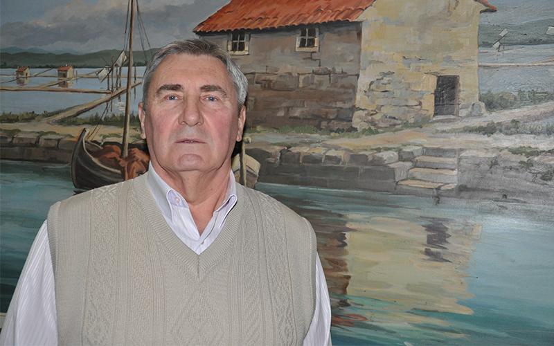 Giorgio Ribarič, kapitan dolge plovbe