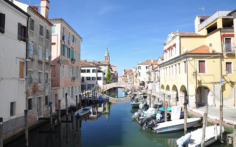 Chioggia – male Benetke