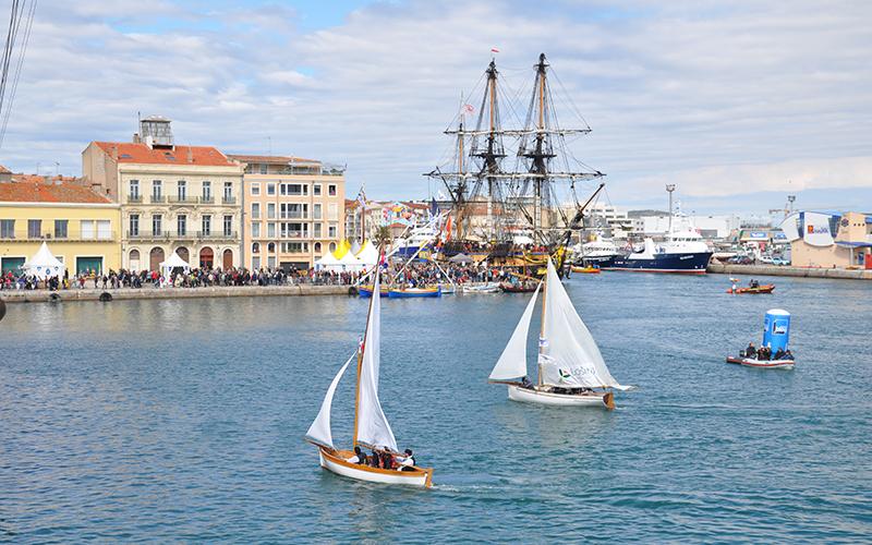 Sète 2018 – predstavljena plovila vzhodne jadranske obale