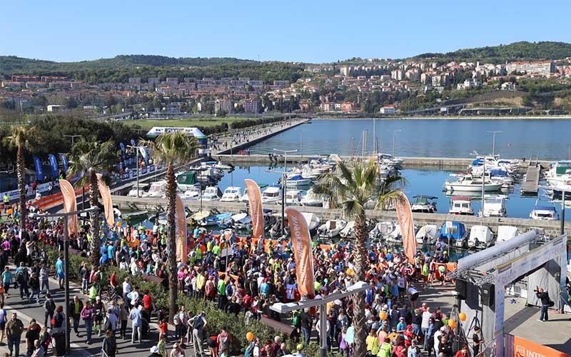 Luka Koper 5. Istrski maraton