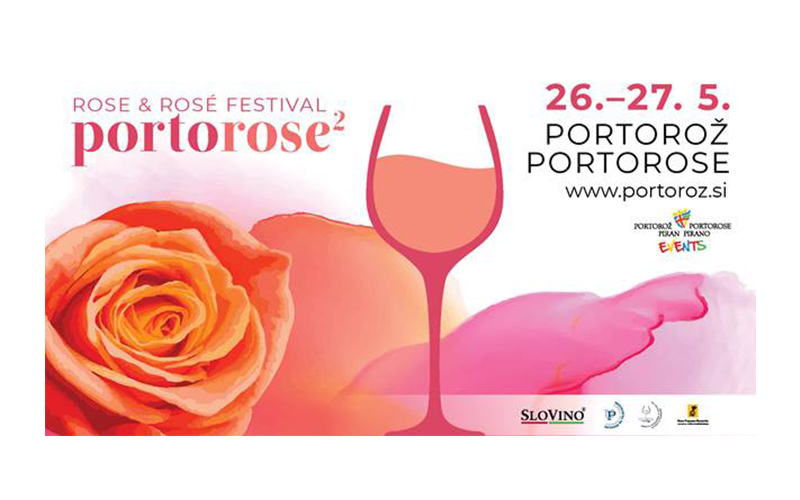 Festival vrtnic in rosé vin