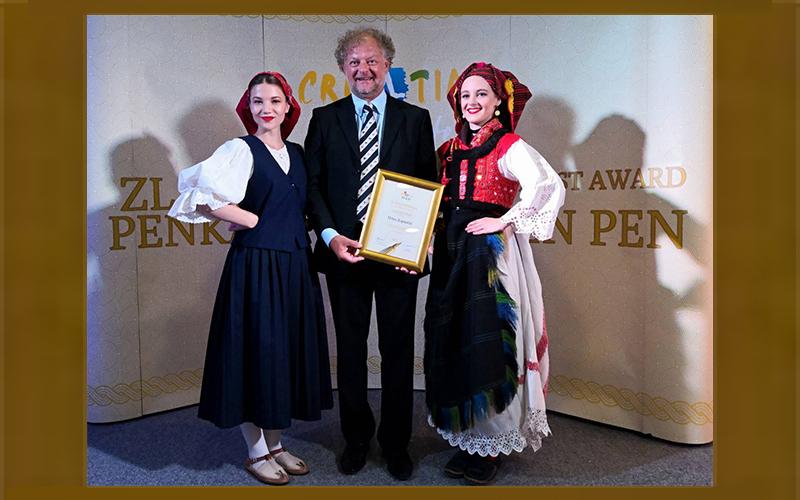 Zlato peró prejel odgovorni urednik eMORJE.com