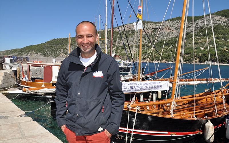 Wolfgang Idiri – Generalni direktor Escale à Sète