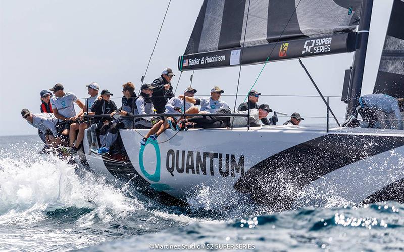 TP52 World Champions 2018 v znamenju ekipe Quantum Racing