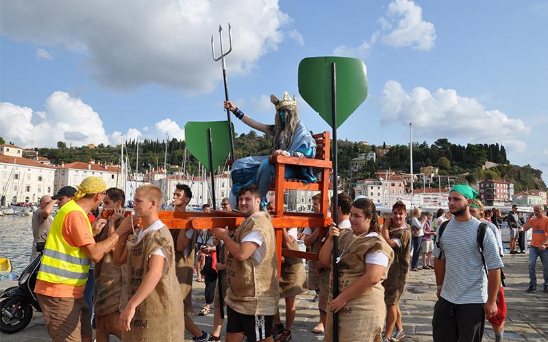 72. Pomorski krst, praznik pomorstva 2018