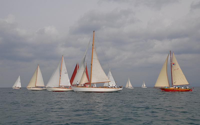 8. regata starih bark, Izola 2018