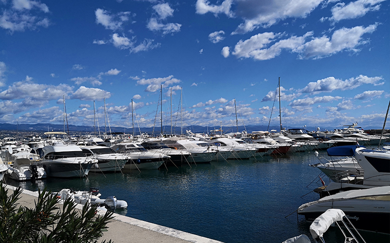 Nova višina turistične takse za lastnike plovil