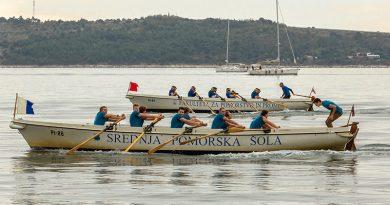 20. mednarodno veslaško tekmovanje v kuterjih