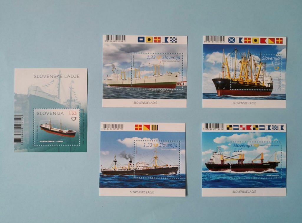 Slovenske ladje