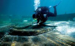 Prazgodovinska šivana ladja