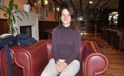 Ana Hace – Raziskovalka v društvu Morigenos