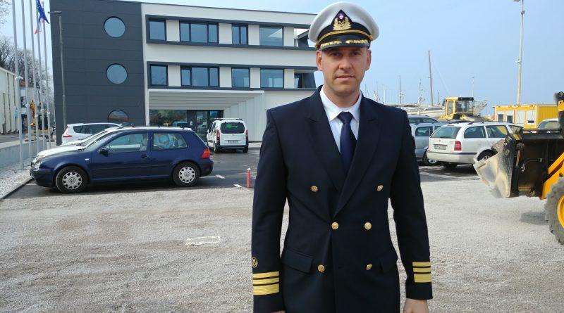 Jadran Klinec, direktor Uprave RS za pomorstvo načrtuje selitev vseh pristojnih služb v maju 2019.