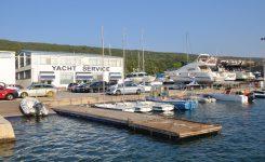 Yacht service, Marina Punat