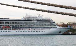 Cruiser Viking Star odprl letošnjo potniško sezono