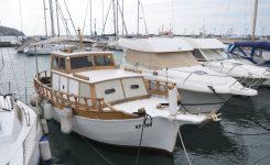 Motorni čoln, KP-708