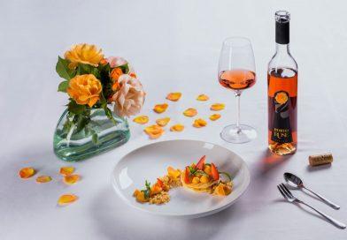 Portorož v prefinjenih odtenkih vrtnic in roséjev