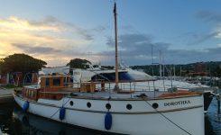 Motorni čoln DOROTHEA, PI-3900