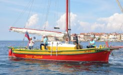 41. tradicionalna regata starih bark Piran