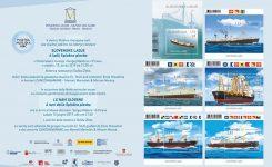 Nova priložnostna znamka Slovenske ladje