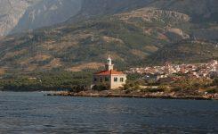 Polotok Sv. Petar – Makarska (1884)