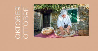 Napovednik dogodkov za slovensko Obalo, oktober 2019