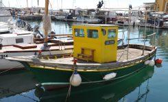 Motorni čoln TEA, PI – 3156