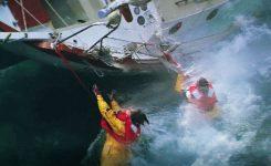 Leto 3/ št. 25; Nesreče in varnost na morju