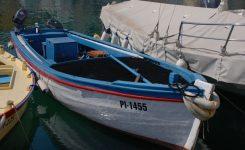 Motorni čoln, PI – 1455