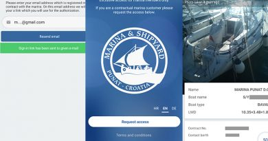 Nova brezplačna aplikacija Marine Punat