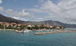 Pomorski muzej Orebić – mesto kapitanov