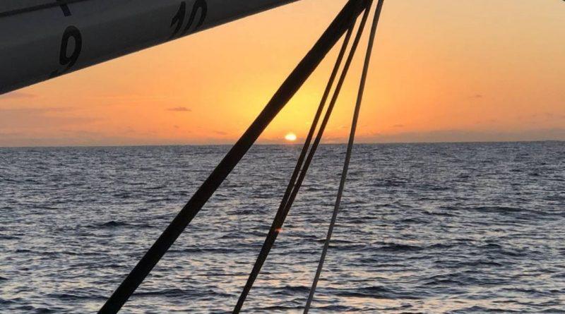 Na Južnem Atlantiku visok pritisk sv. Helene