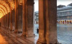 Benetke pod vodo, poplavljena obalna mesta na Jadranu