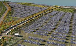 Na Cresu največja sončna elektrarna