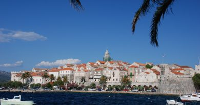 Otok Korčula – Mesto Marka Pola