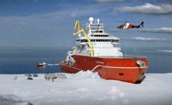 Ladja za raziskovanje polarnih krajev