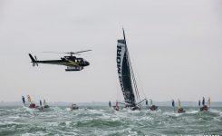 Prvi azijski tekmovalec v cilju Vendée Globe