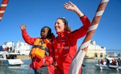 Sam Davies uresničila srčni humanitarni projekt