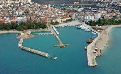 Zaključujejo se dela v pristanišču Crikvenica