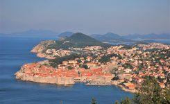 Območje Dubrovnika stresel potres