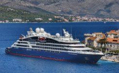 Cruiserji do 200 ljudi smejo vpluti v Hrvaško