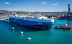 Po devetih letih ponovno ladja z imenom Koper