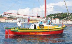 43. Tradicionalna regata starih bark Piran