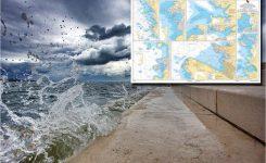 Nove splošne karte Jadranskega morja