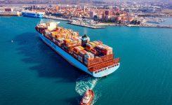 Nov rekord na kontejnerskem terminalu