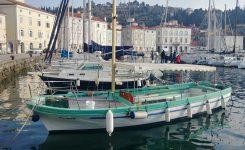 Mila – Zarja, motorni čoln, PI–872