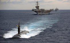 Indonezijska podmornica izginila v globinah