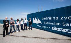 Olimpijski kontejner JZS odhaja na Japonsko