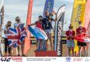 Camille Lecointre&Aloise Retornaz(Fra) – evropski prvaki